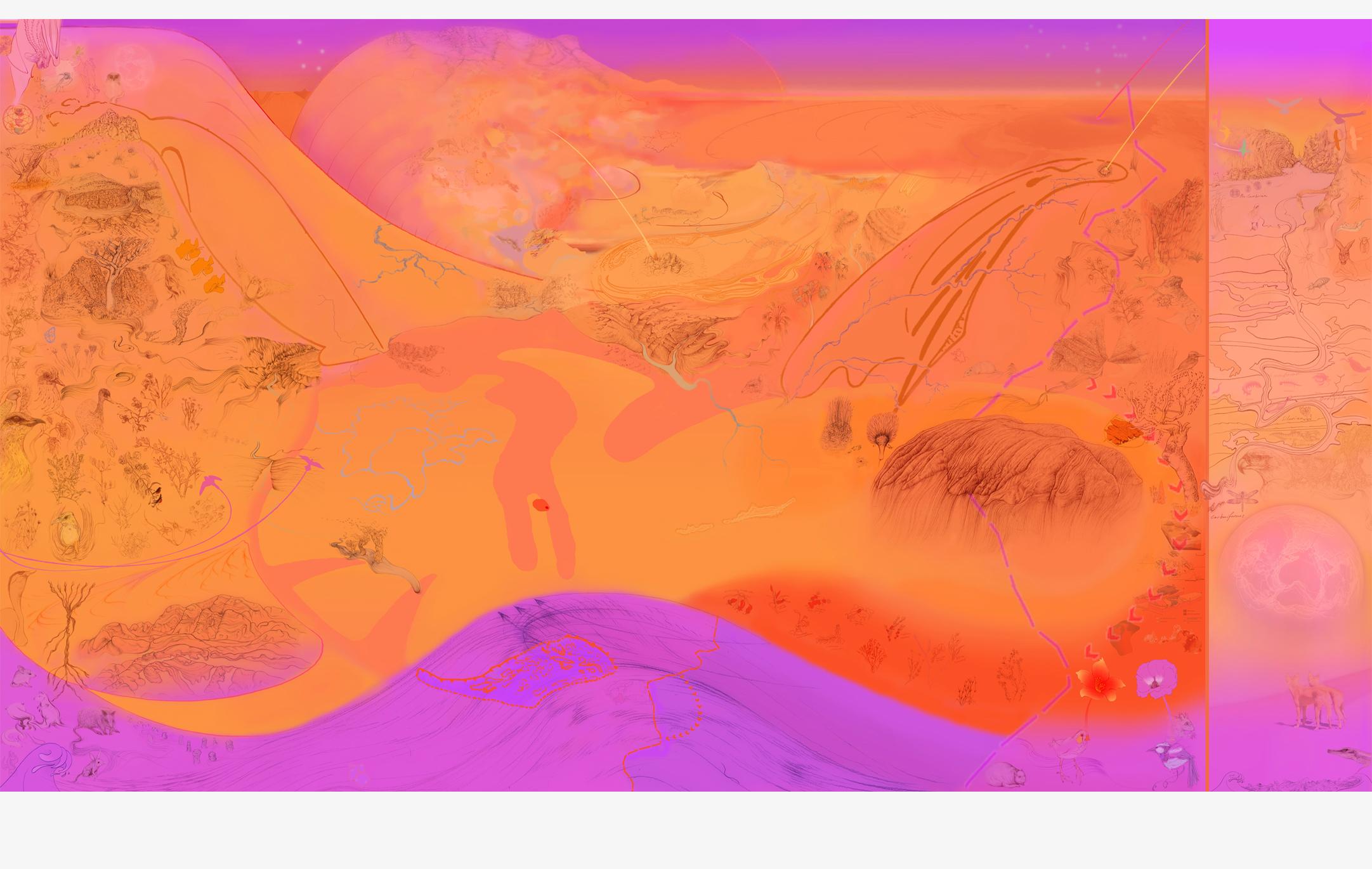 03 Ranges & Gorges