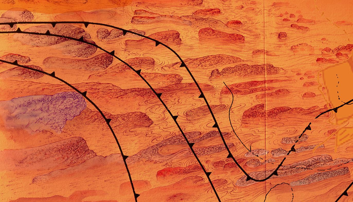 Hamelin Pool to Mount Augustus detail 5