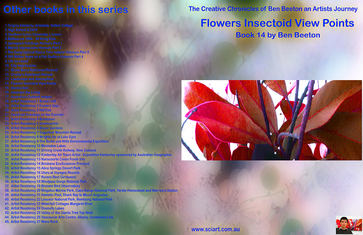 14 Flowers Insectoid Viewpoints