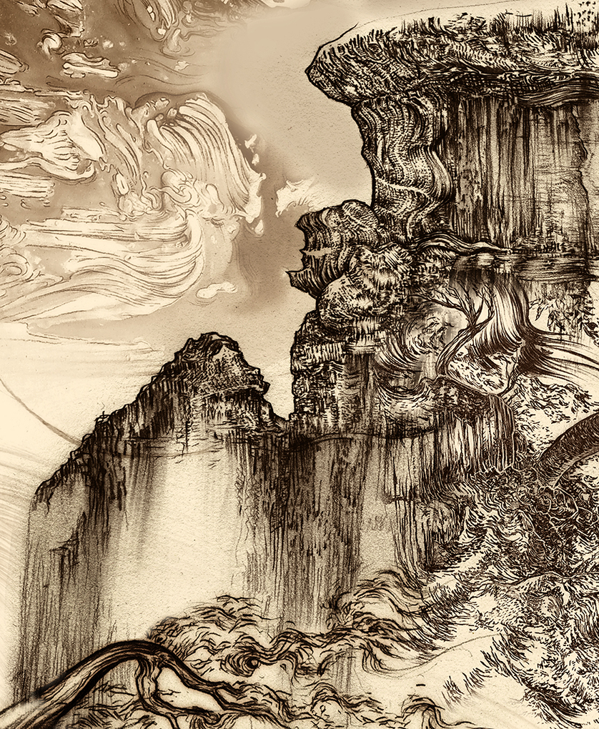Carnarvon Gorge detail 36